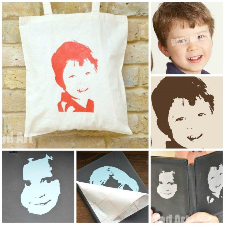 Pop Art Your Kids – Personalised Gifts