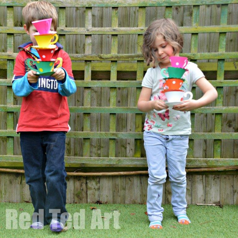 Tea Party Games for Kids