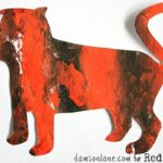 Tiger Craft for preschoolers (1)