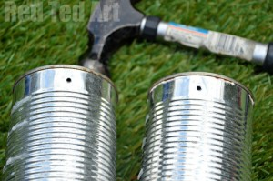 Tin Can Crafts - Stilts