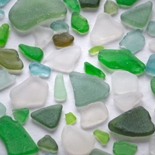 sea glass ideas (2)