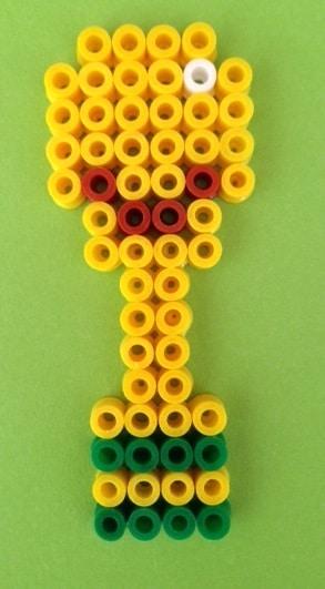 world cup crafts hama beads (5)