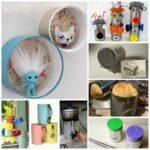 35 Tin Can Crafts