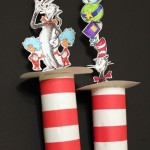 TP Roll Cat in the Hat crafts