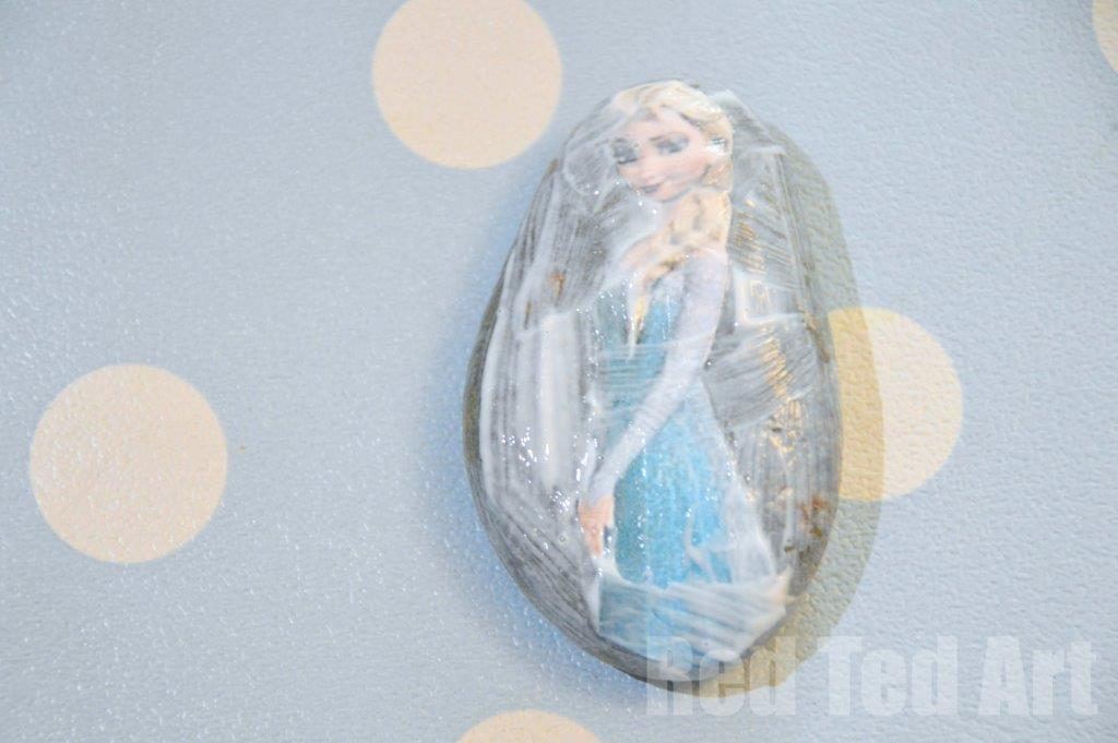 Frozen Crafts Story Stones Printable