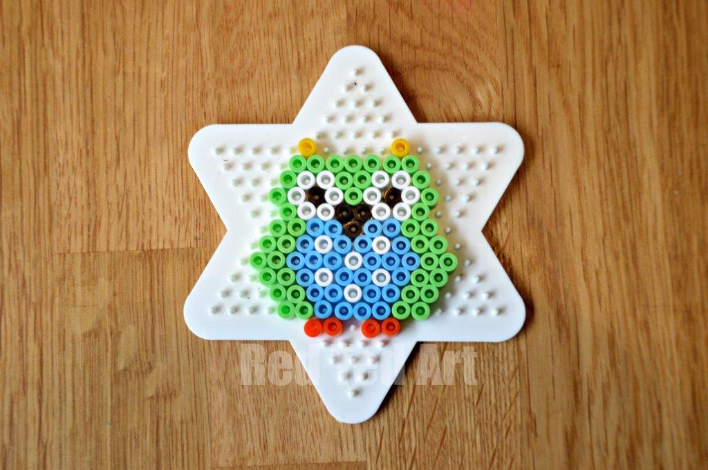 Owl Hama Beads Gifts