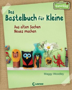 Red Ted Art Craft Book - German