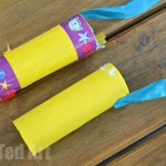 TP Roll Crafts Binoculars for kids