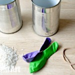Tin Can Crafts - Drums and shakers