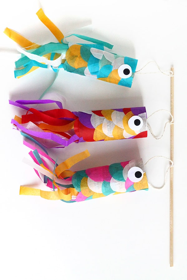 Toilet-Roll-Flying-Fish-koinobori