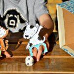 World Cup Crafts – Poppy Cat Finger Football