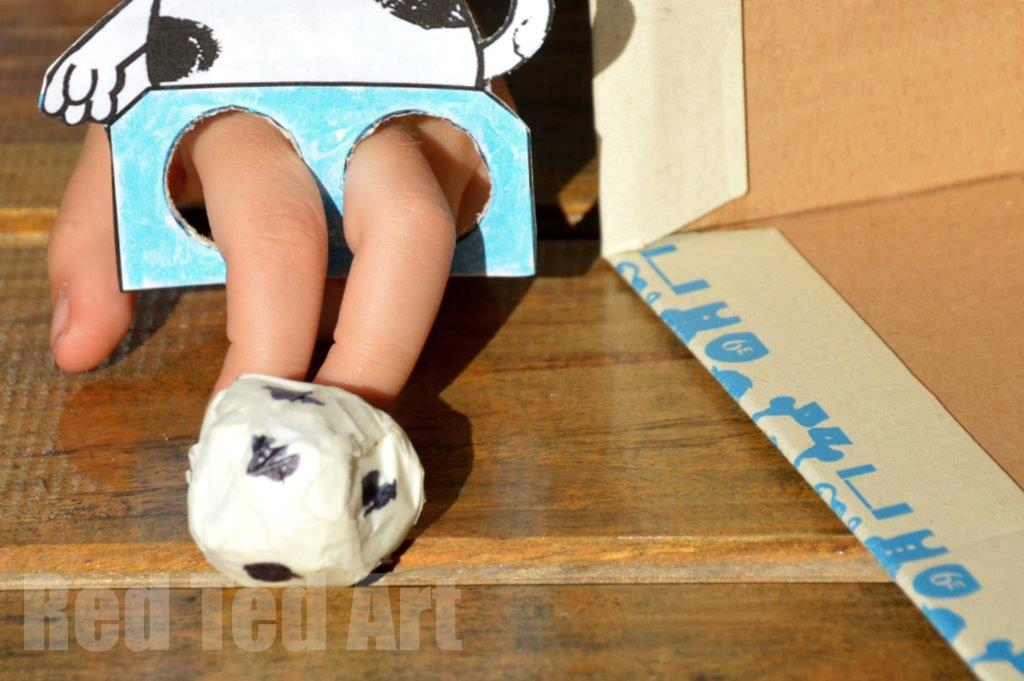 World Cup Football Crafts