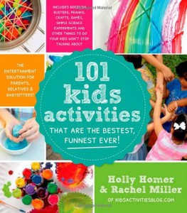 kids activities book