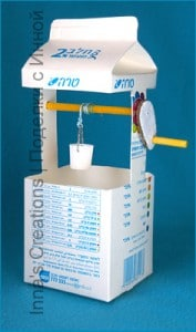 milk-carton-crafts-water-well