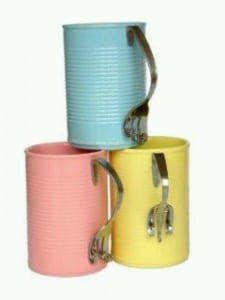 quirky tin can crafts