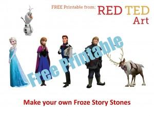 story stones printable