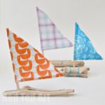 Driftwood Crafts – Sail Boats