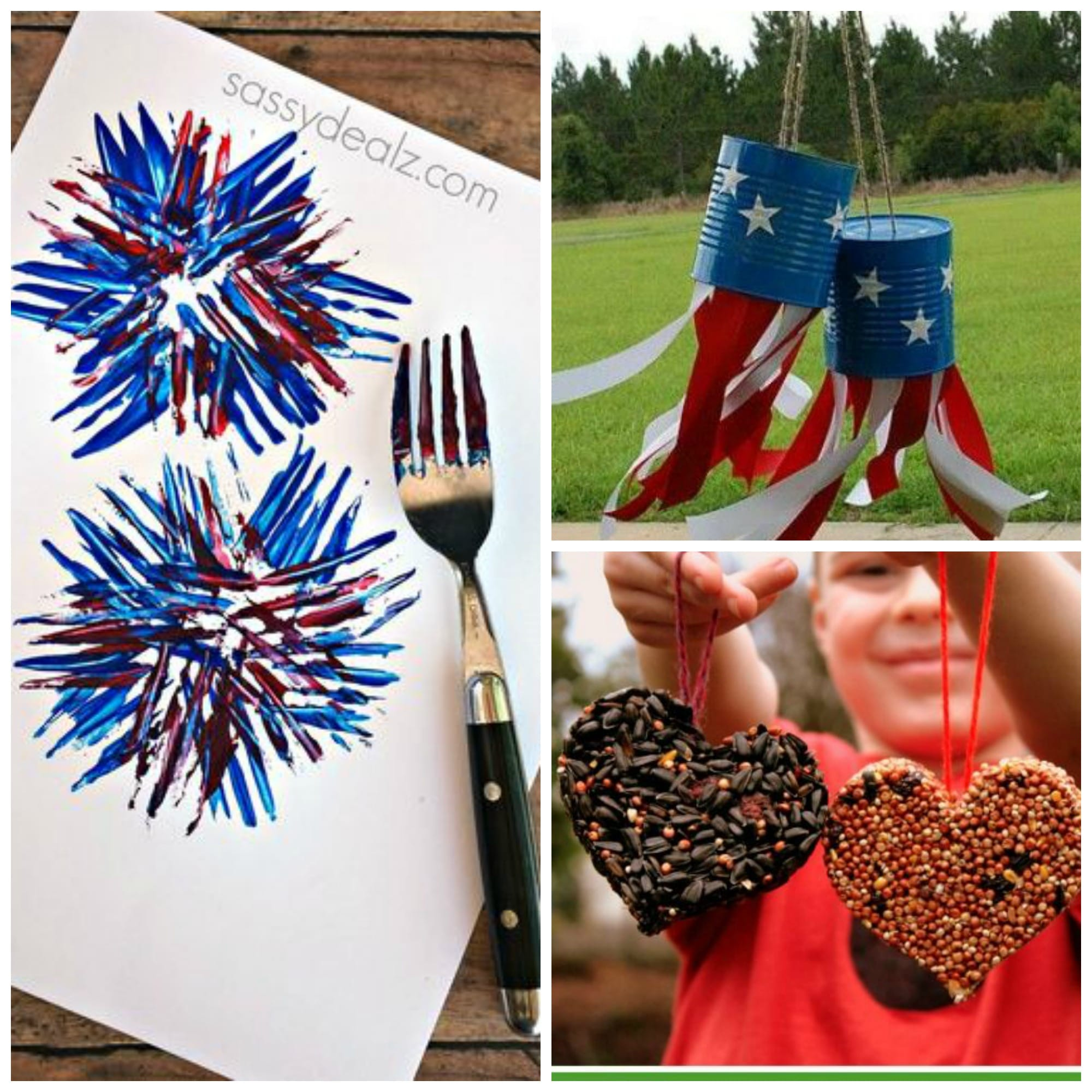 Kids craft ideas from Pinterest - Red Ted Art's Blog - photo#32