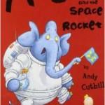 space rocket book