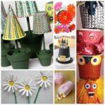 25 Paper Cup Crafts