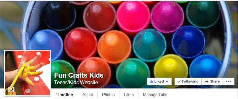fun crafts kids