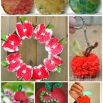 20 Apple Craft Ideas