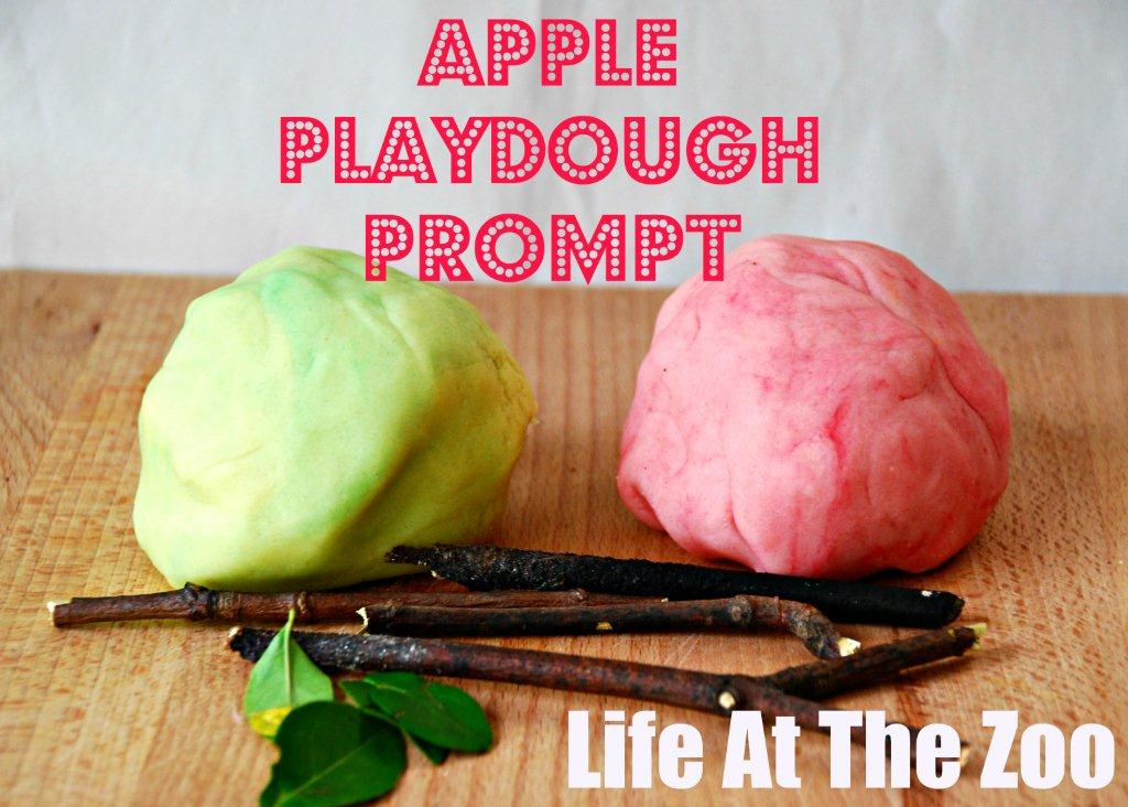 Apple-Play-Dough