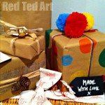 Easy Gift Wrapping Ideas