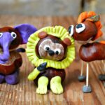 Chestnut Crafts – Animals (Mit Kastanien Basteln!)