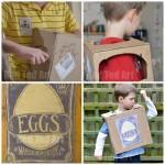 Make a Boxtroll Costume