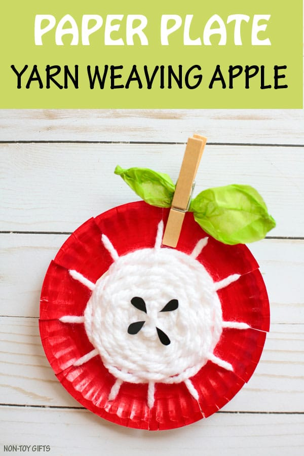 27 Easy Apple Craft Ideas Red Ted Arts Blog