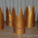 Kids Crafts: Royal Crown Craft