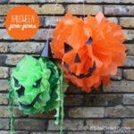 Craft Video – How to Make Paper Pom Poms