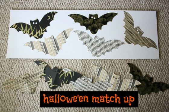 bat crafts for halloween