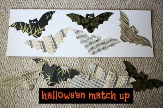 bat crafts for halloween