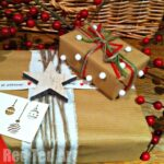 Easy (Last Minute) Gift Wrapping Ideas with Brown Paper