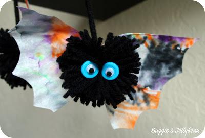 cute bat crafts