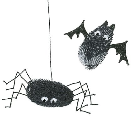halloween bat crafts (2)