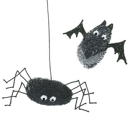 halloween bat crafts (2)