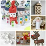 12 Christmas TP Roll Crafts