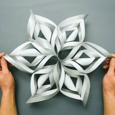 Snowflake Craft Ideas Red Ted Arts Blog