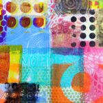 Printing with Gelli Plates