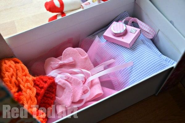 Doll in a Box - Look what is inside