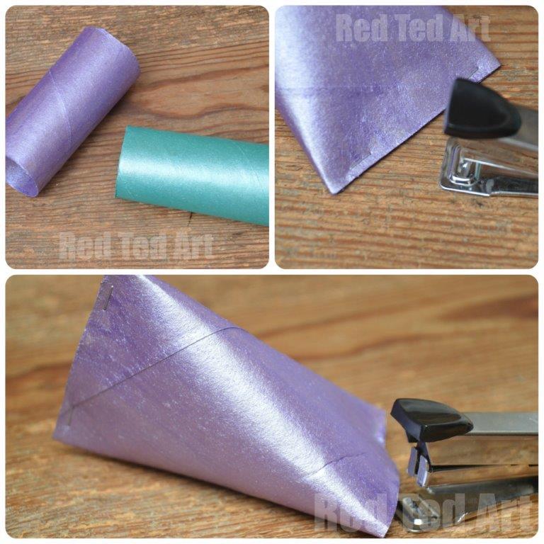How to Make a TP Roll Gift Box Treta Pack