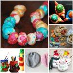 30+ Salt Dough Crafts for Kids