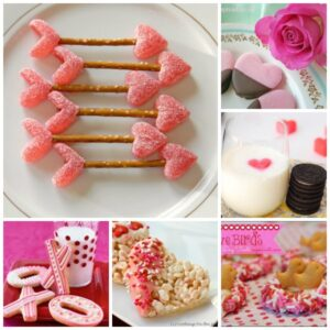 25 Sweet Valentine's Day Treat Ideas