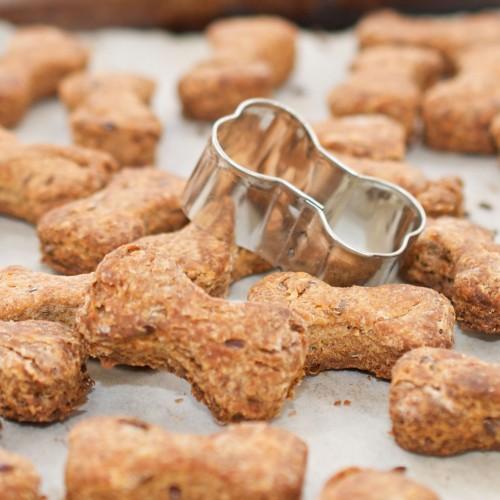 Cookie Cutter Dog Biscuit recipe