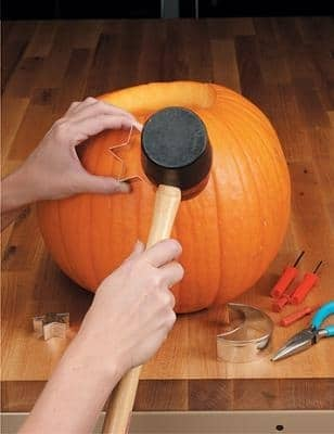 Cookie Cutter Pumpkins