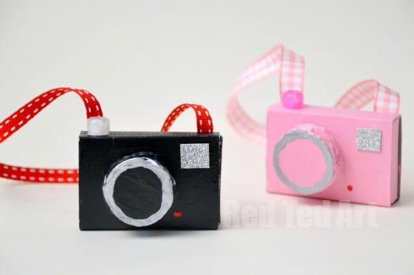 Matchbox Camera Craft