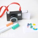 Matchbox Crafts: Camera Art Set